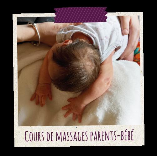 Massage nouveau né
